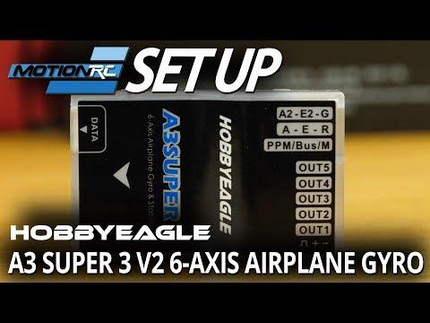 HobbyEagle A3Super3 Gyro