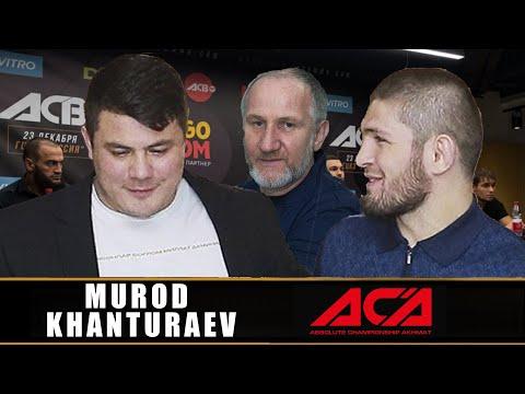 Новый бой Мурода Хантураева! Самый Опасный боец Узбекистана!
