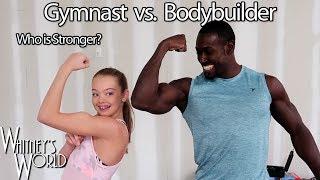 Gymnast vs Bodybuilder