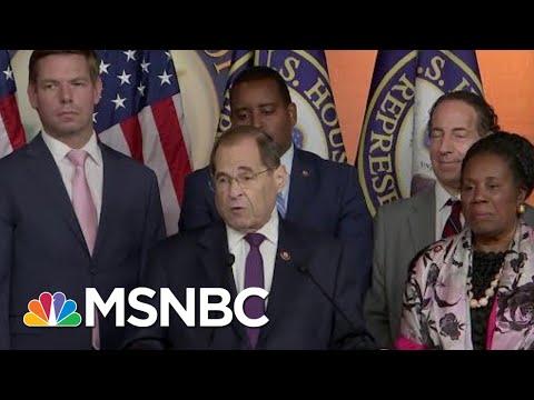 Context Of President Donald Trump Impeachment Improves Democrats' Legal Case   Rachel Maddow   MSNBC