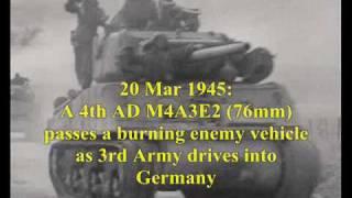 M4A3E2 JUMBO (Part 2).wmv