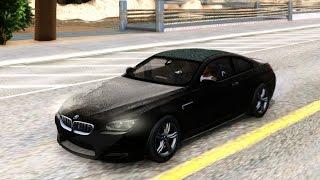 GTA San Andreas - 2013 BMW M6 Coupe V1 0