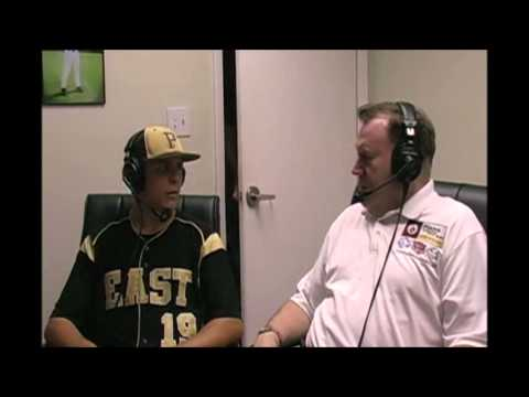 Plano East Baseball. Postgame with James Rudkin