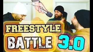 FREESTYLE BATTLE 3 !! | GLCEMBER ❄