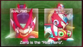 "Mega Man Zero/ZX Legacy Collection - ""Red Hero"" Trailer thumbnail"