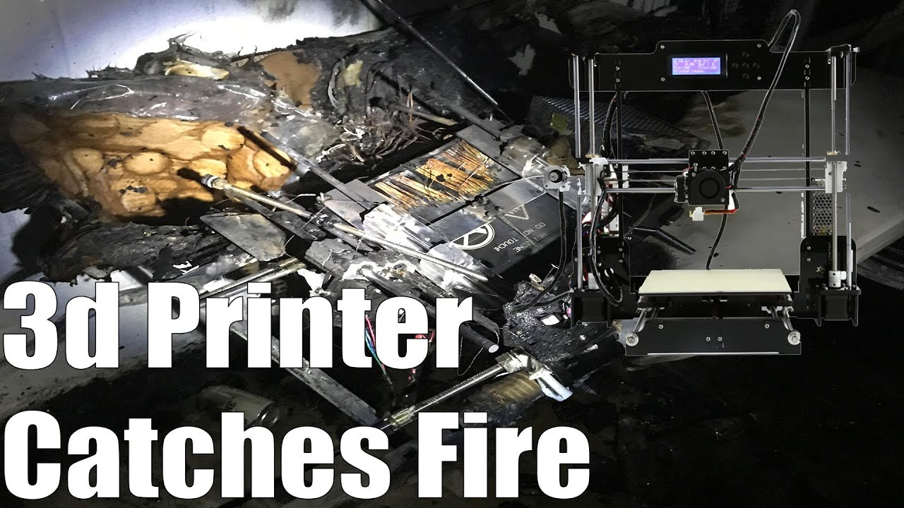 3d printer catches fire in house 3d printing safety - Where can i buy a 3d printed house ...