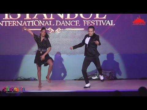 ADOLFO & TANIA CHA CHA CHA DANCE PERFORMANCE | IIDF 2015