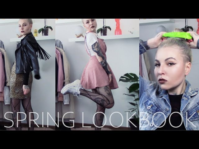 SPRING OUTFIT IDEAS   15 edgy looks
