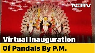 PM Modi To Join Durga Puja Event In Bengal Today In BJP's Big Push For Polls