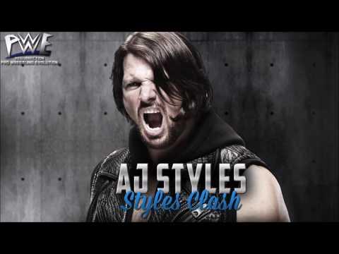 AJ Styles - Styles Clash (Phenomenal Edit)