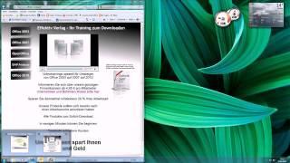 Windows 7 Taskleiste anpassen neu Tutorial deutsch
