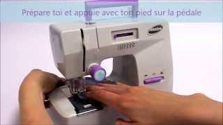 Démonstration Atelier de stylisme de JOUSTRA