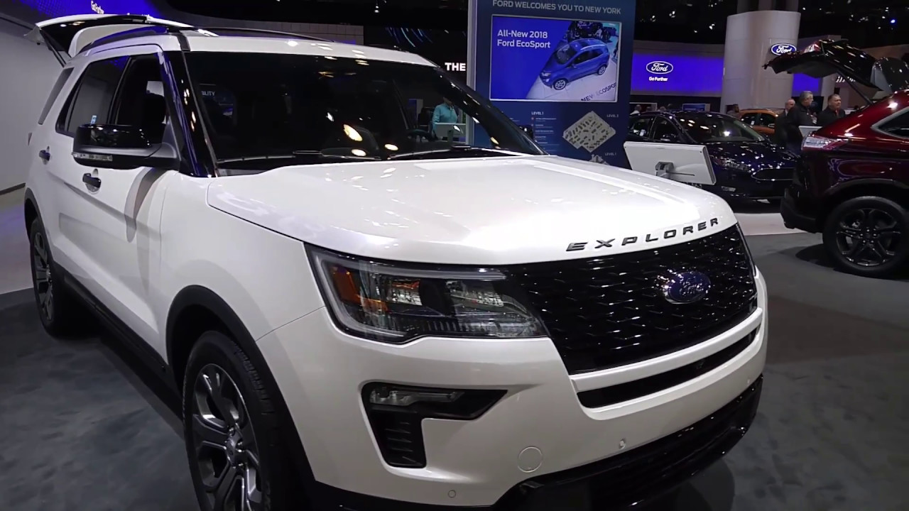 ford explorer sport youtube