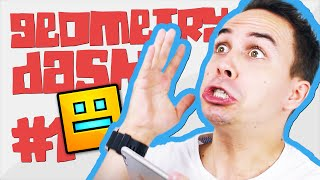 GEOMETRY DASH #1 | Hoggy...
