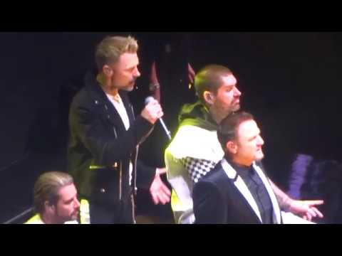 13 - Boyzone - Love @ Manchester Thank You and Goodnight Tour 2019