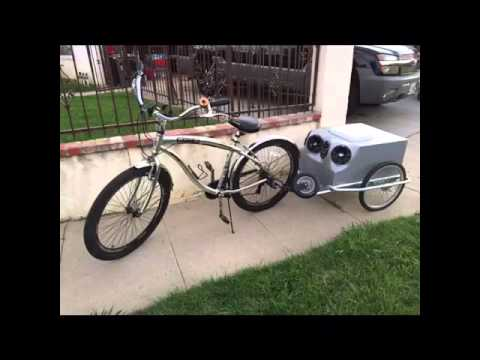 Bicycle Stereo Build Youtube
