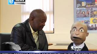 Late Nite News | Chester Missing Interviews Terror Lekota