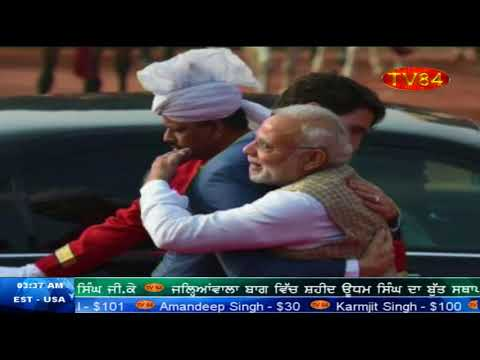 Modi stresses on Sikh separatism while meeting Trudeau (Activism or Terrorism) - Jarnail S (AAP)