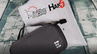 Hacking with the Hak5 tactical kit