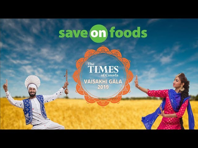 The Times of Canada Vaisakhi Gala 2019 Highlights