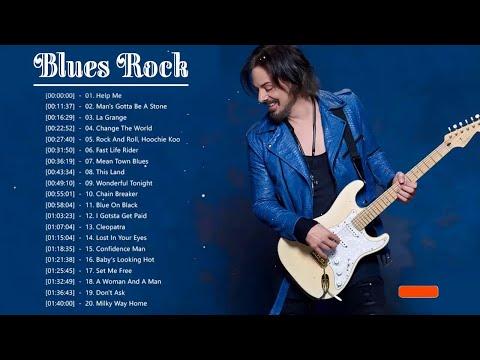 Best Blues Rock Songs - Top 20 Blues Rock Songs Playlist