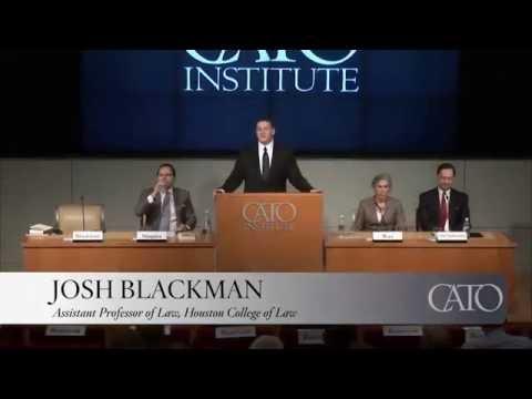 Cato Constitution Day 2016 - Josh Blackman Talks about United States v. Texas
