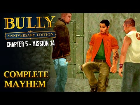 Bully: Anniversary Edition - Mission #66 - Complete Mayhem streaming vf