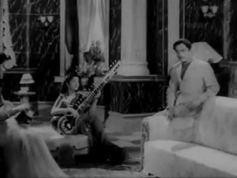 MAHOBBHAT HEE NA JO SAMJHE -TALAT MEHMOOD -NOOR LUKHNAVI -C RAMCHANDRA -PARCHHAIN(1952)