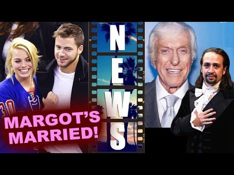 Margot Robbie Married, Dick Van Dyke in Mary Poppins Returns vs Lin Manuel Miranda
