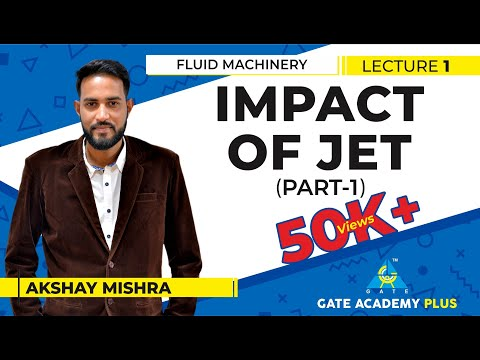 Impact of Jet I Part 1 | (Lecture 1) | Fluid Machinery