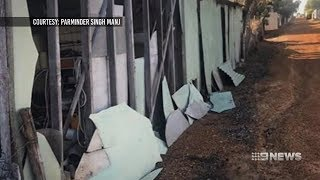 WA Earthquake | 9 News Perth
