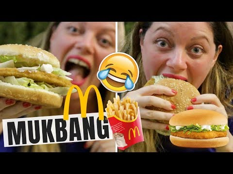 MUKBANG MC DONALD'S STYLE + TEMPTATION ISLAND 2018: MA CHI E' ORONZO???!!!