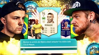 FIFA 19: DISCARD Fut Draft BATTLE vs DerKeller 😱😱