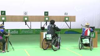 Day 3 evening | Shooting highlights | Rio 2016 Paralympic Games