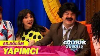 Güldür Güldür Show 85. Bölüm, Yapımcı Skeci