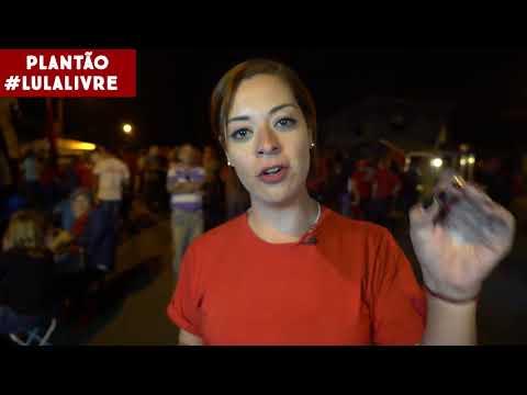 Plantão Lula livre - 21/4