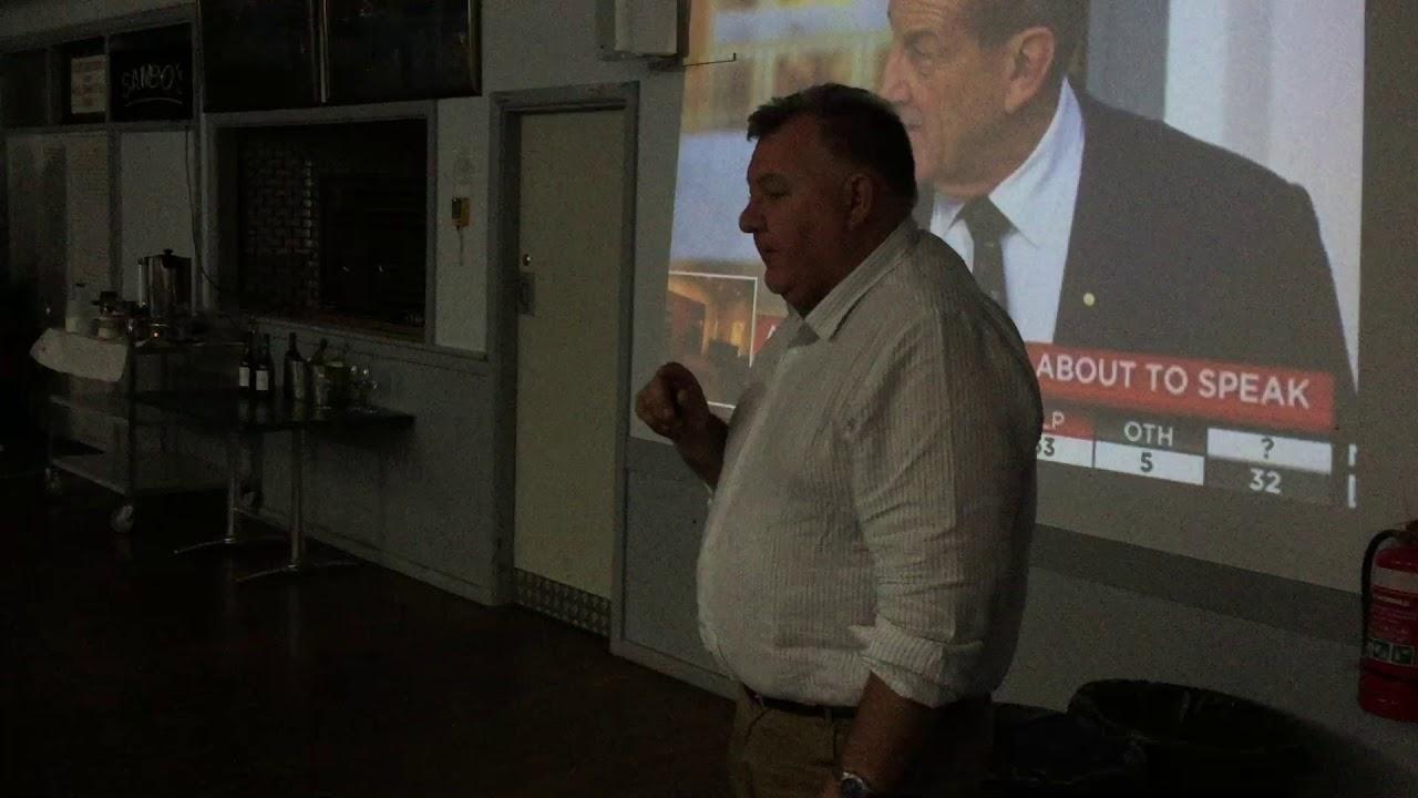 Updated | 'We smashed them' says Craig Kelly after easily retaining