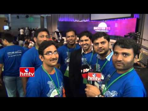 PM Narendra Modi Meets Silicon Valley Techies at Google Campus for Digital India | HMTV