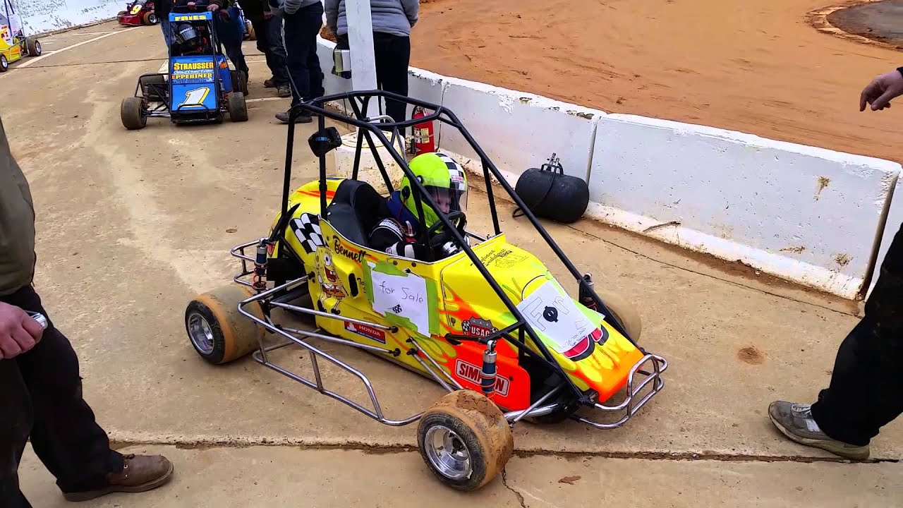 Midget race car photos