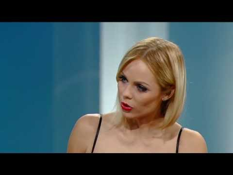 Laura Vandervoort on George Stroumboulopoulos Tonight: INTERVIEW