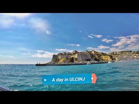 A day in Ulcinj | 4K