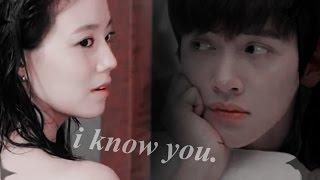 I Know You. | Ji Chang Wook & Moon Chae Won [for Seema]