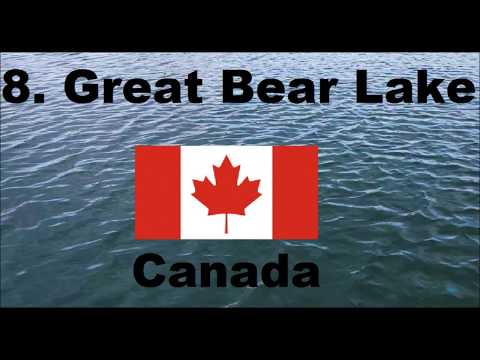 Top 10 World's Largest Lakes