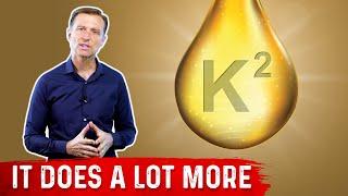 Vitamin K2 Goes Beyond Bone Health