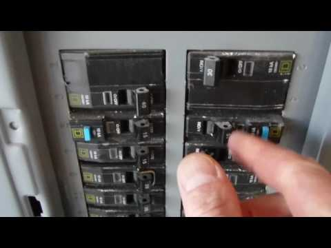 AFCI Breakers at Electrical Panel Explained - Oak Harbor Home Inspection