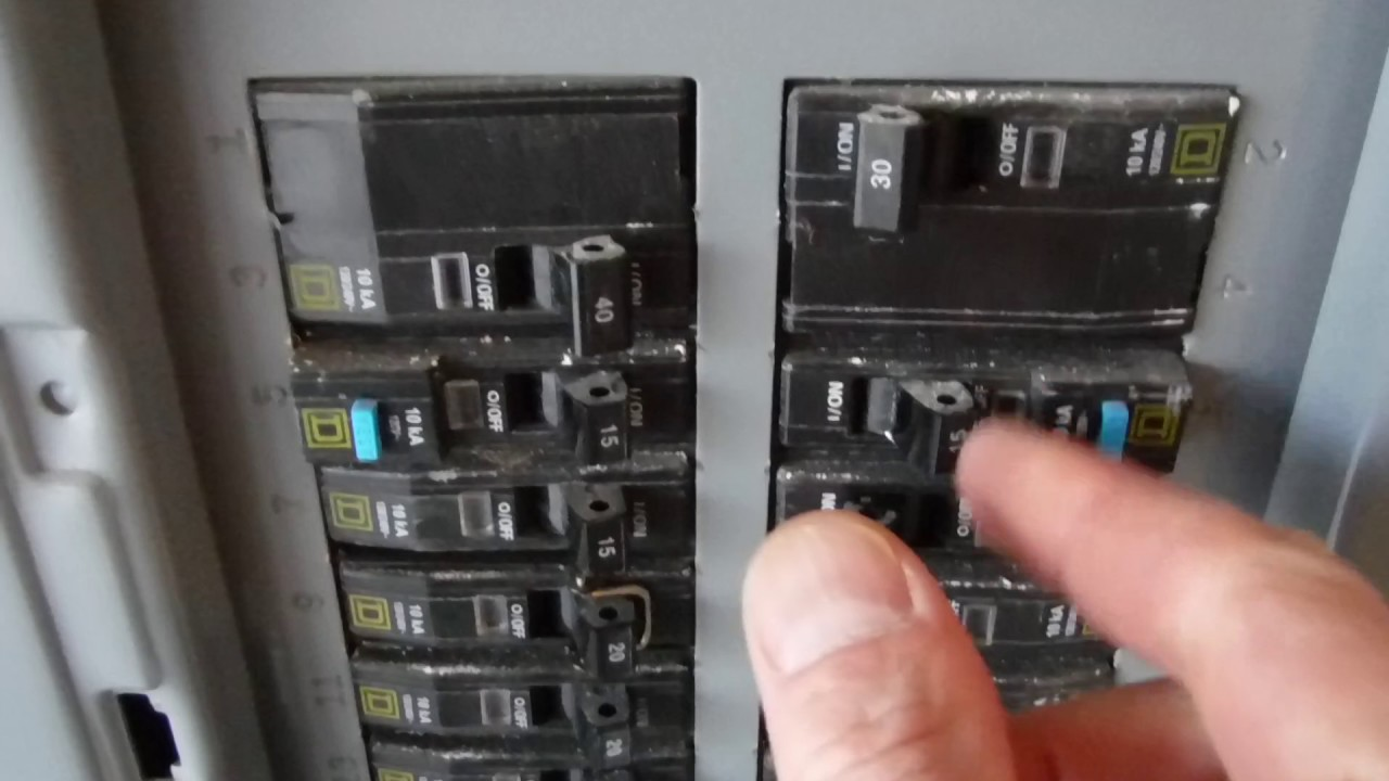 Afci Breakers At Electrical Panel Explained