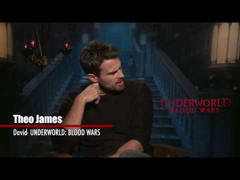 Underworld: Blood Wars | 2017 | Exclusive Interview with Theo James