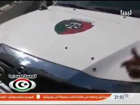 Tripoli: attack on a car to transport prisoners in front of Al-Fateh University