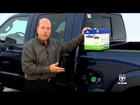 Duramax Def Delete >> 2012 RAM 2500-3500 No DEF Required - YouTube