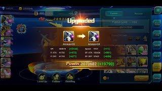 Pocket Arena/Pokeland Legends #495 (Arceus Fusion Level +34 Upgrade) - Android/iOS Gameplay
